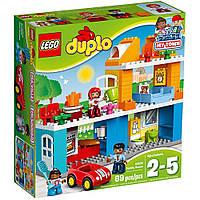 LEGO Duplo Family House Конструктор Лего дупло семейный дом 10835
