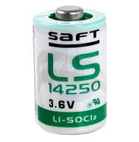 Батарейка Lithium LS14250 SAFT (1/2 AA)