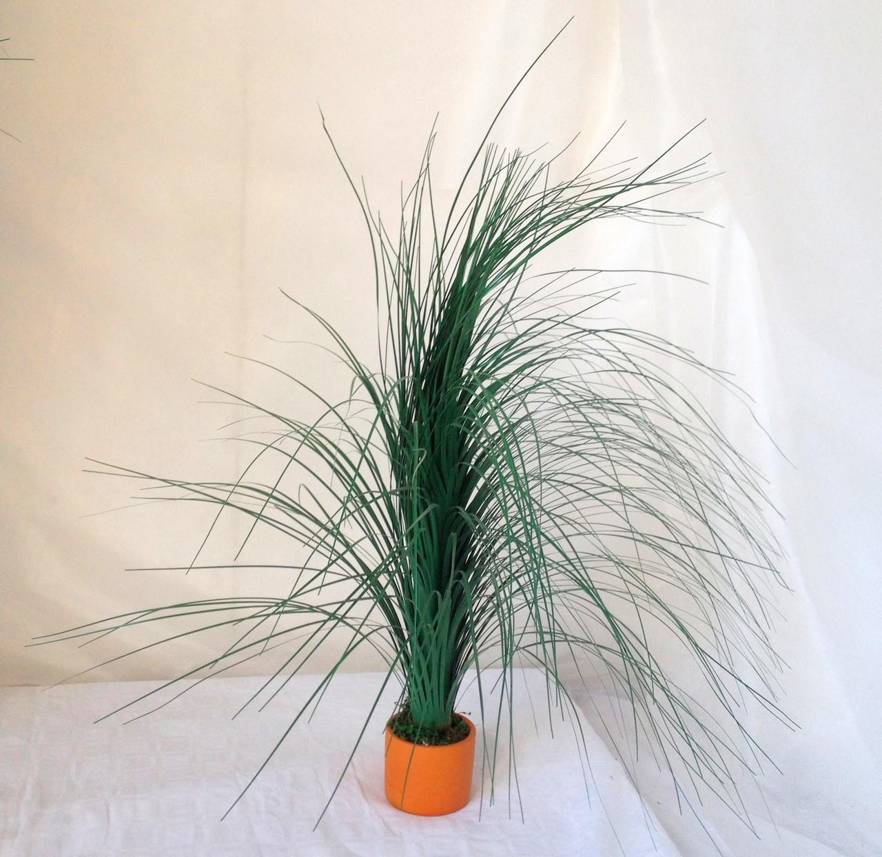 Фонтан  искусственный  осока, трава 75 см