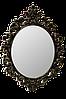 Зеркало в раме PrincesS «black gold»