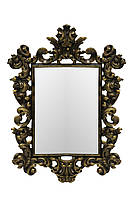 Зеркало в раме Prince «black gold», фото 1