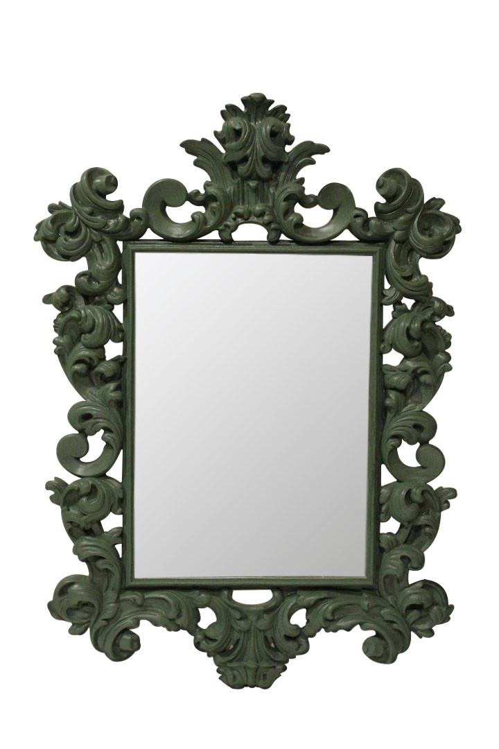 Зеркало в раме Prince «emerald»