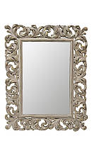 Зеркало в белой раме Ti Amo «white vintage», фото 1