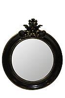 Зеркало Ar deko rotondo «black gold», фото 1