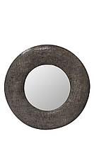 Зеркало в круглой раме CrocoS «white crocos», фото 1