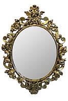 Зеркало в раме PrincesS «gold port», фото 1
