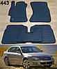 Коврики на Subaru Legacy (BL, BP) '03-09. Автоковрики EVA