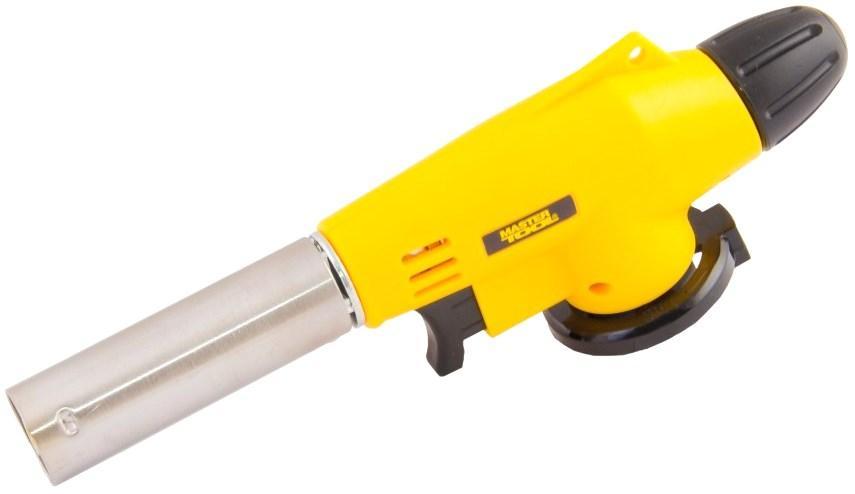 Горелка для газового баллона Искра MasterTool 44-5034