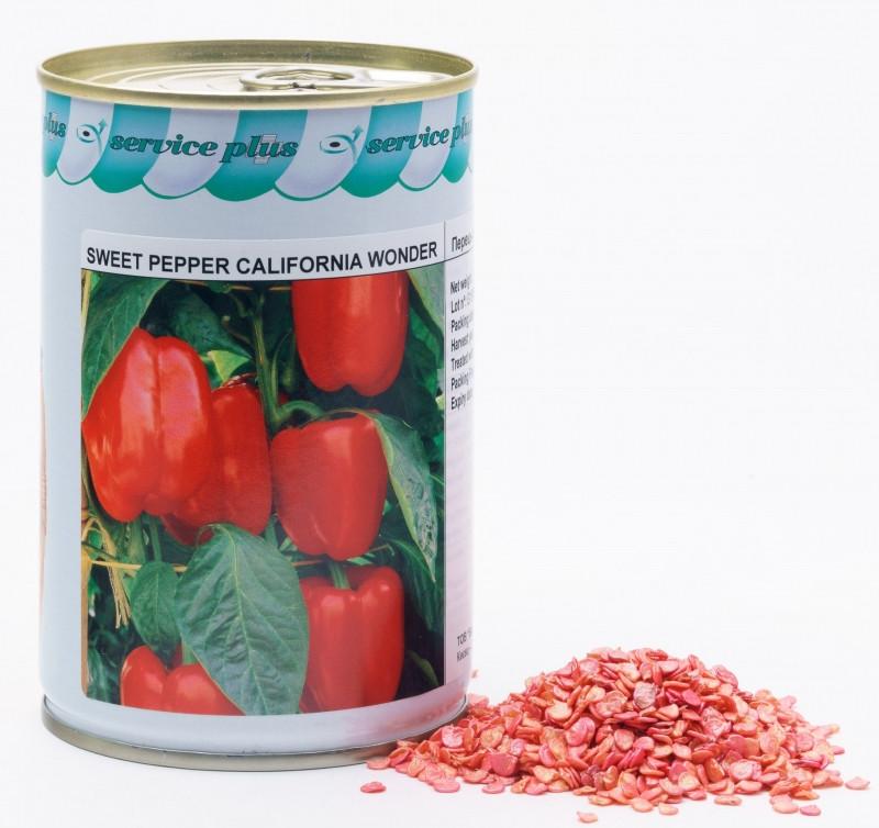 Каліфорнійске чудо (100г) - Насіння перцю, GSN Semences