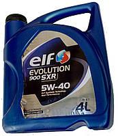 Масло моторне ELF Evolution 900 SXR 5W40