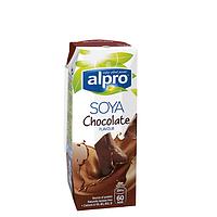 Напиток соевый шоколадный, 250мл, Alpro Soya Chocolate,
