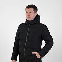 Мужская зимняя куртка пуховик  46