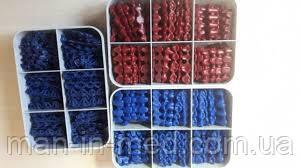 Инзомы для металокерамики(восковые).480 шт.Distrident . Зуботехническое.