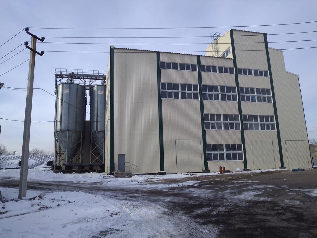 Комбикормовый завод и доставка комбикорма -1