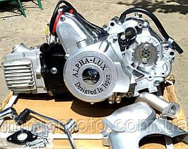 Двигатель 110см3 механика Alfa Lux