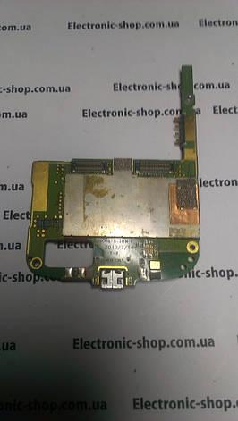 Плата основная ( не рабочая ) HTC a8181  Original б.у , фото 2