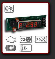 Бортовой компьютер RoboCar - Eco (R) для Ланос, Сенс