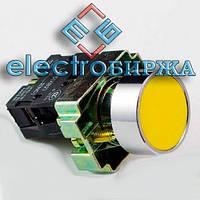 """XB2-BA51 Кнопка """"Старт"""" желтая"""