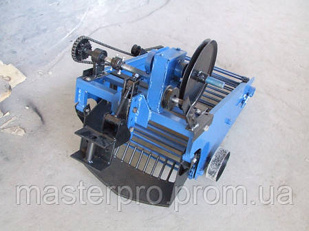 Картофелекопатель механизированный КРТ-2 (КРОТ-2), фото 2