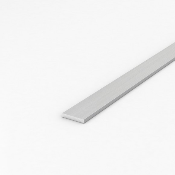 Алюмінієва смуга (шина) шириною 30мм товщиною 5мм анодована