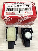 Датчик парковки. Парктроник для автомобилей Toyota 89341-0E010-A0,  89341-0E010. Toyota Highlander 3 2013-.