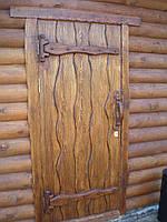 Дверь входная под старину