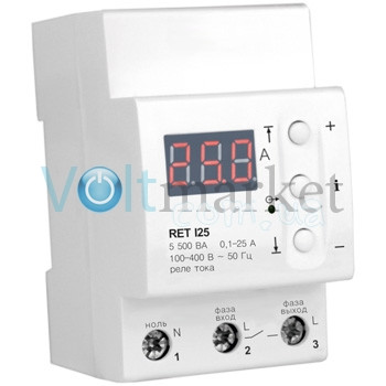 Реле тока RET i25