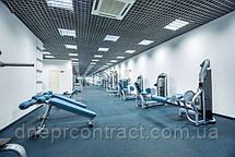 Резиновые рулонные покрытия для тренажёрных залов Rephouse, фото 2