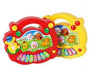 Музыкальные развивающие игрушки.
