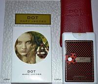 Женский компактный мини-парфюм в чехле Marc Jacobs Dot 20 мл