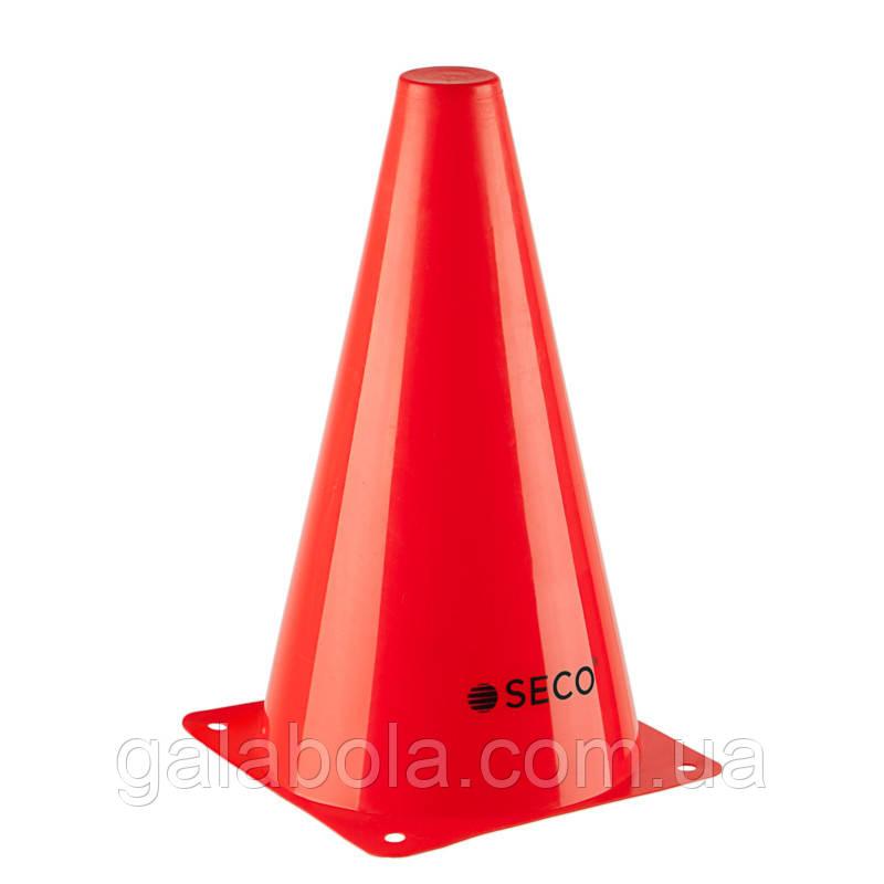 Конус маркировочный SECO - 23 см (красный)