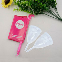 Менструальные чаши AneerCare набор S и L
