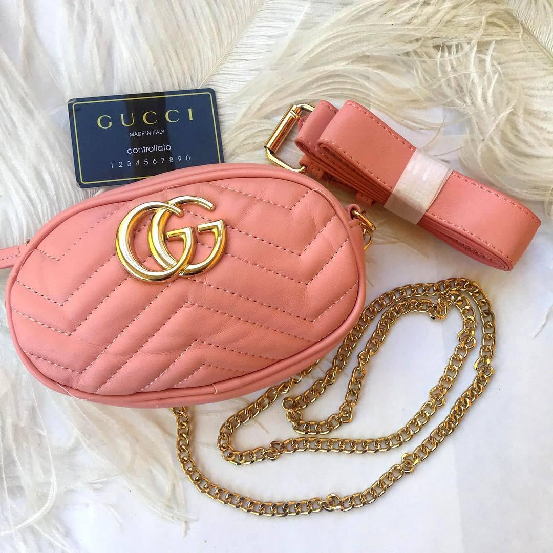 9794199870f2 женская поясная сумка на пояс в стиле Gucci гуччи ремешок на