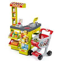 24045 Smoby 2015 Детский супермаркет с электронной кассой (Франция)