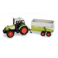 Трактор с прицепом 38 см Dickie 3736004, фото 1