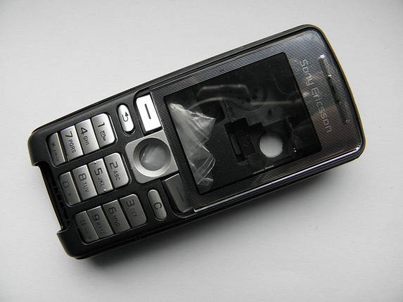 Классный корпус k320 i SE чёрный/белый +клав AAA, фото 2