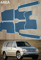 Килимки ЄВА в салон Suzuki Grand Vitara XL-7 '98-06