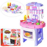 Детская интерактивная кухня (муз свет) LY272