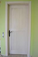Дверь классическая из массива сосны