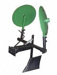 Картофелесажалка оборотная КП-1 (AGROMARKA) диски на подшипниках