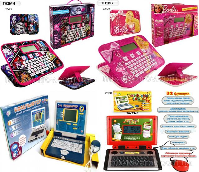 Планшеты, телефоны, ноутбуки детские