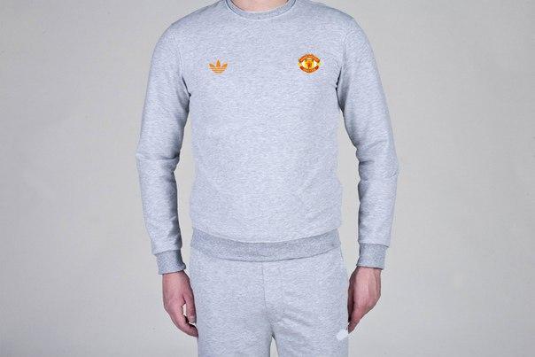 Спортивний костюм футбольний Adidas Манчестер Юнайтед (репліка)