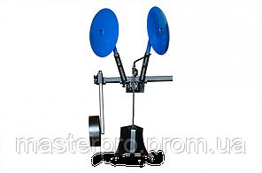 Картофелесажалка оборотная КП-1 (AGROMARKA) диски на подшипниках с опорным колесом, фото 2