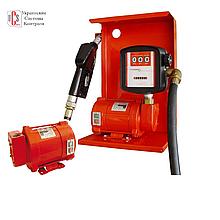 SAG 500 - заправний модуль з лічильником для бензину, 220В, 45 л/хв