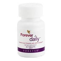 Мультивитамины Форевер Дейли--55 питательных компонентов,включая антиоксиданты из 20 фруктов и овощей.60 т.