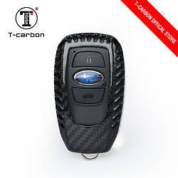 Карбоновый чехол для ключа Subaru Outback,Forester,Impreza,WRX,STI,XV, Legacy