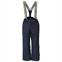 Зимние брюки 7-18+ лет размеры 122-152, XS, S, L, XL FREJA ТМ HUPPA 21700016-00086 синие
