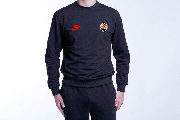 Спортивный костюм футбольный Найк Шахтер (реплика)
