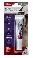 Каплі на холку SILVER DEFENCE від бліх, кліщів та комарів для собак масою 40+ кг