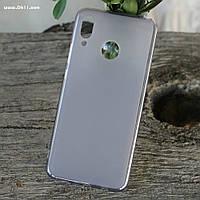 Чехол силиконовый для Huawei P Smart Plus Dark Grey